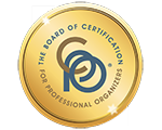 Certified Professional Organizers